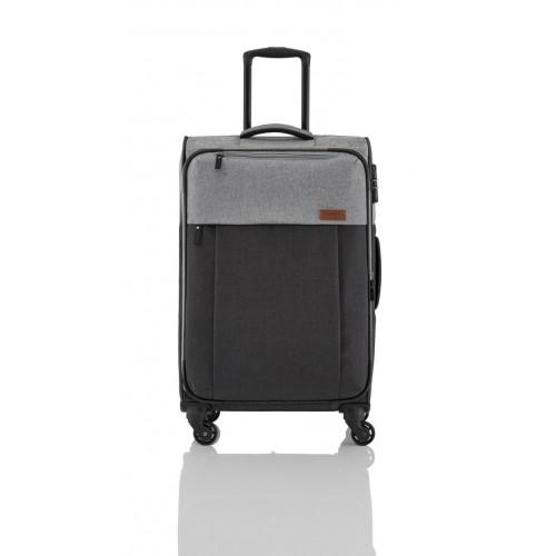c415d45027fa Travelite Neopak 4 kerekes bővíthető közepes bőrönd