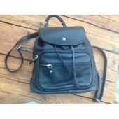 Valentina fekete bőr hátizsák 99a929ea5d