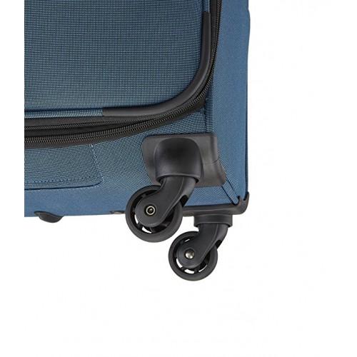 e6fe3c695ff3 Travelite Derby 4 kerekes bővíthető közepes bőrönd
