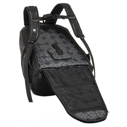 DIGITAL 8 E BLACK GRAY hátizsák f5ac751922
