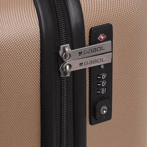 Gabol Paradise 4-kerekes kabinbőrönd 55 cm 5d8284751a