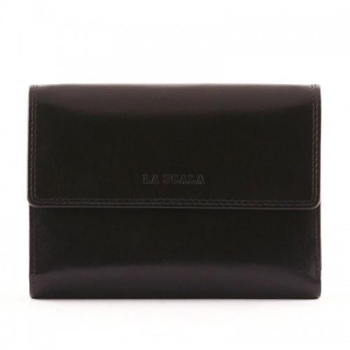 LA SCALA női keretes bőrpénztárca b55343dbbb